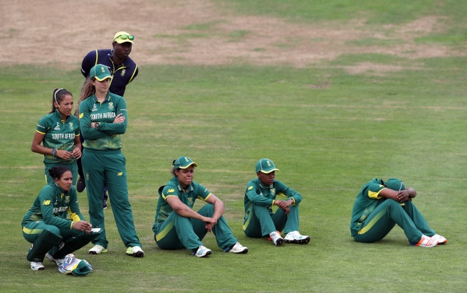 England v South Africa - ICC Women's World Cup - Semi Final - County Ground