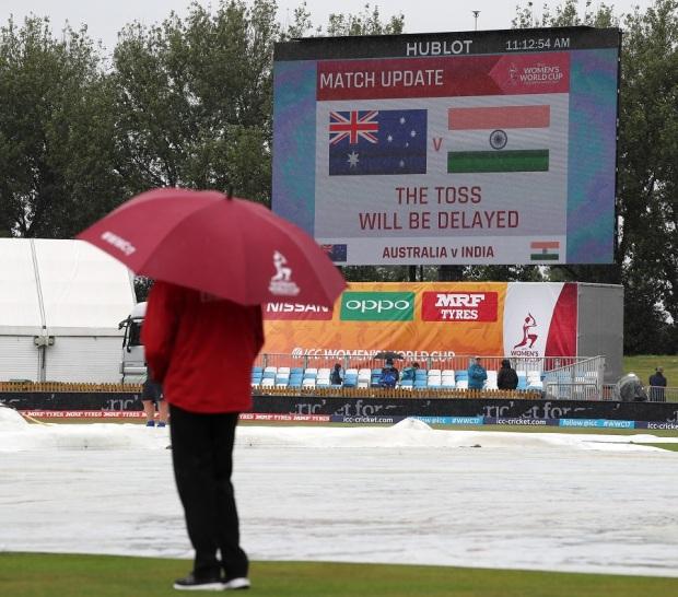 Australia v India - ICC Women's World Cup - Semi Final - County Ground