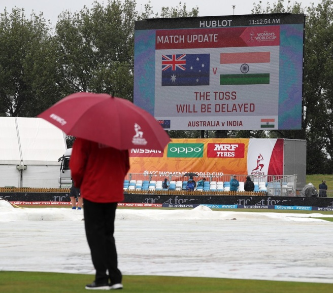 Australia v India - ICC Women's World Cup - Semi Final - County Ground