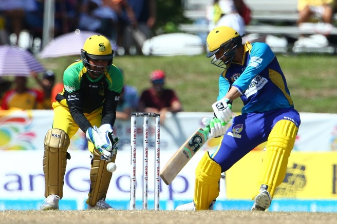 2017 HERO Caribbean Premier League - Barbados Tridents v Jamaica Tallawahs