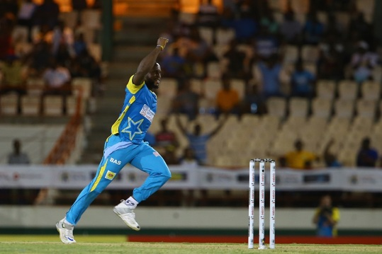 2017 HERO Caribbean Premier League - St Lucia Stars v Barbados Tridents