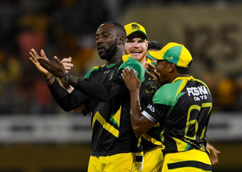 2017 Hero Caribbean Premier League - Guyana Amazon Warriors v Jamaica Tallawahs