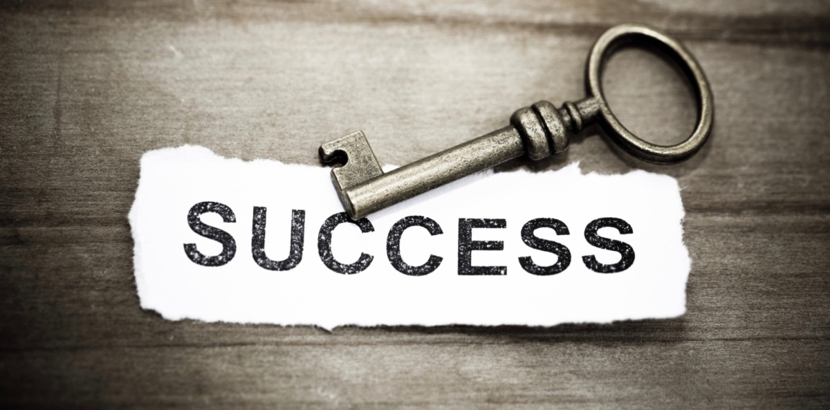 5 P's To Success